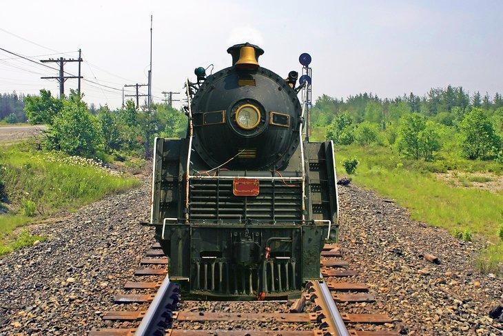 Museo del Ferrocarril del Norte de Ontario y Centro del Patrimonio