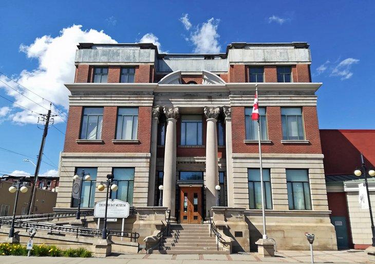 Museo de Thunder Bay