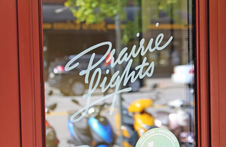 Prairie Lights Bookstore