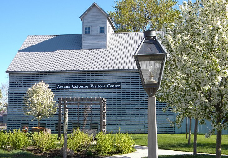 Amana Colonies Visitor Center