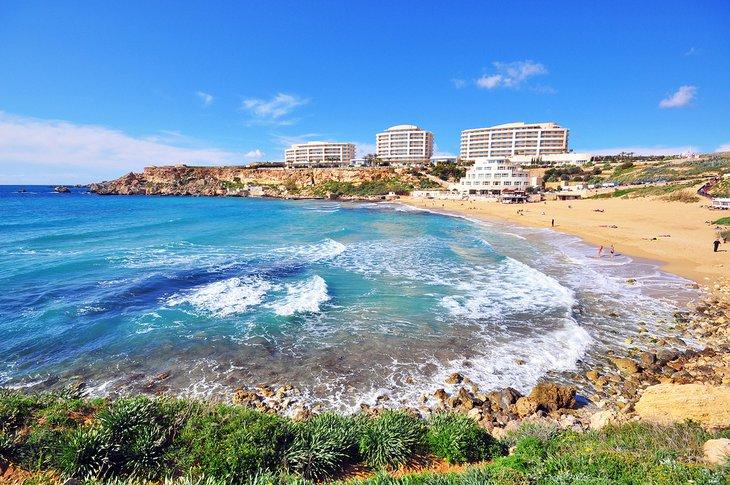 Playa de Golden Bay