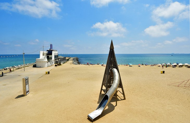 12 Best Beaches In Barcelona Planetware