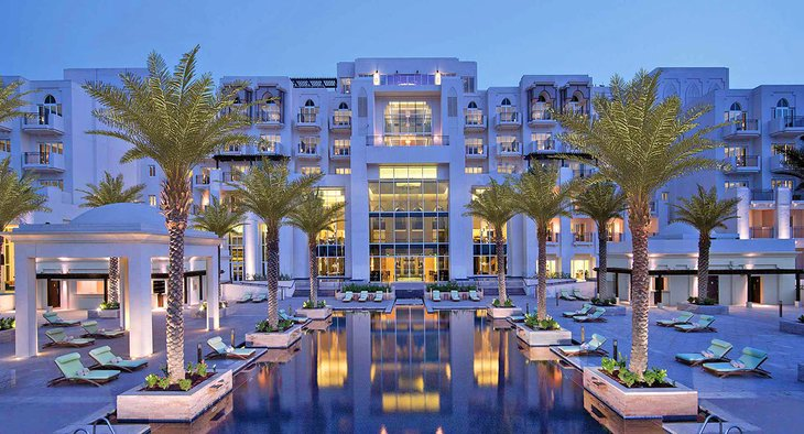 Photo Source: Anantara Eastern Mangroves Abu Dhabi Hotel