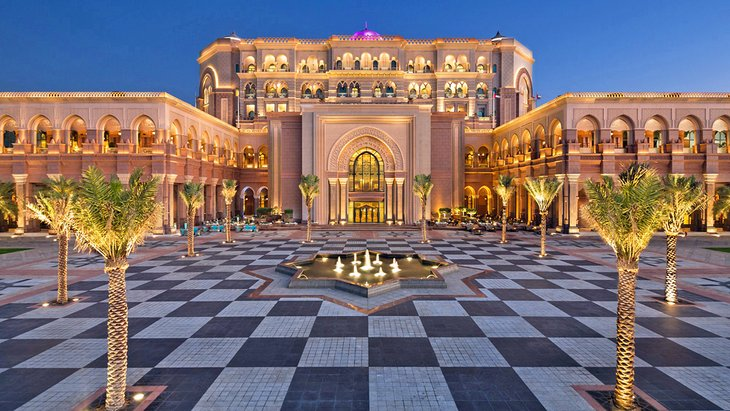 Photo Source: Emirates Palace