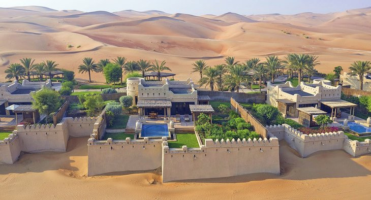 Photo Source: Qasr Al Sarab Desert Resort