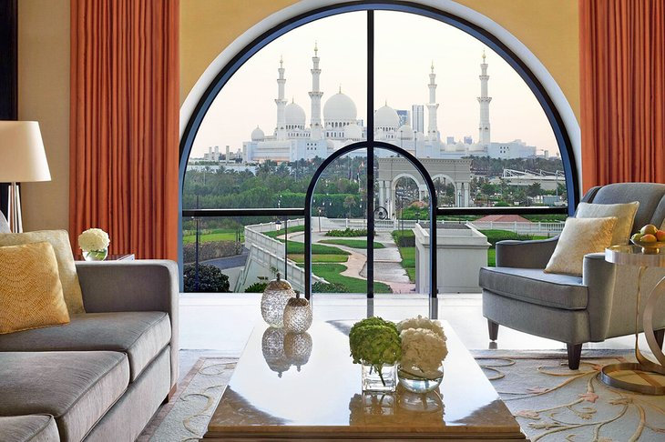 Photo Source: Ritz Carlton Abu Dhabi Grand Canal