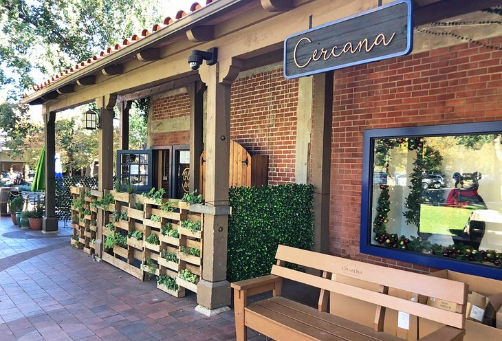 Cercana in Ojai sells local and international treasures.