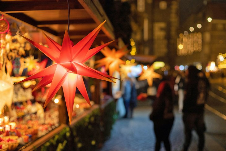 Christmas market in Bremer