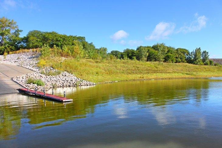 Lago Saylorville