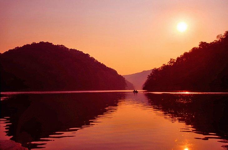 Parque Estatal Buckhorn Lake