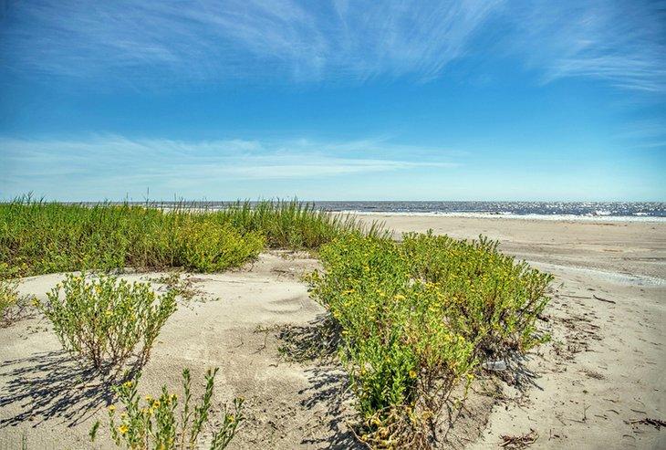 Holly Beach, Luisiana