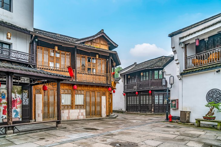 Calle antigua de Qinghefang