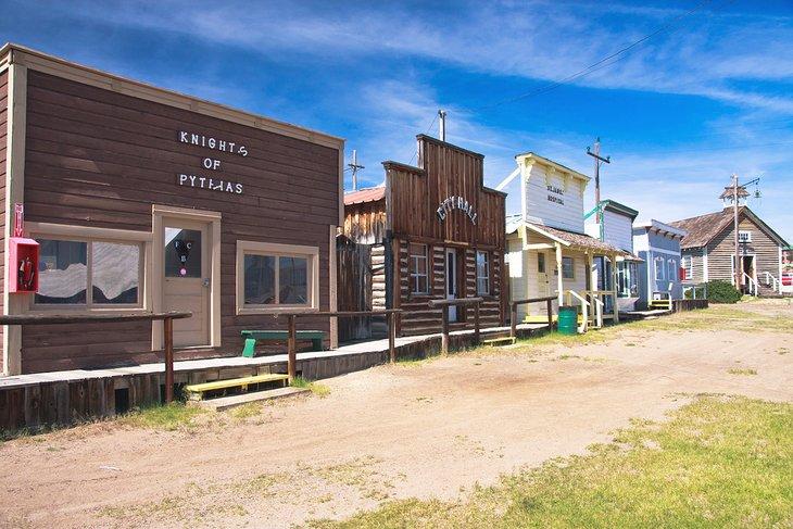 Museo Mundial de Minería en Butte