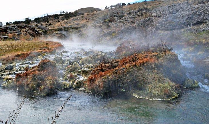 El río hirviendo