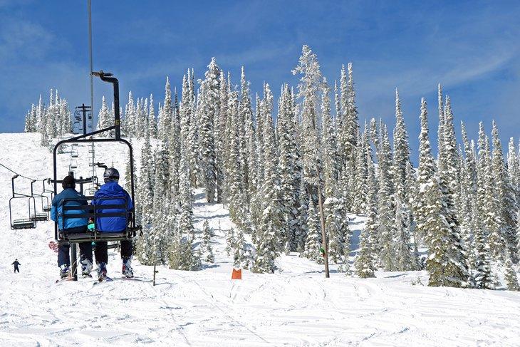 Área de esquí Lost Trail
