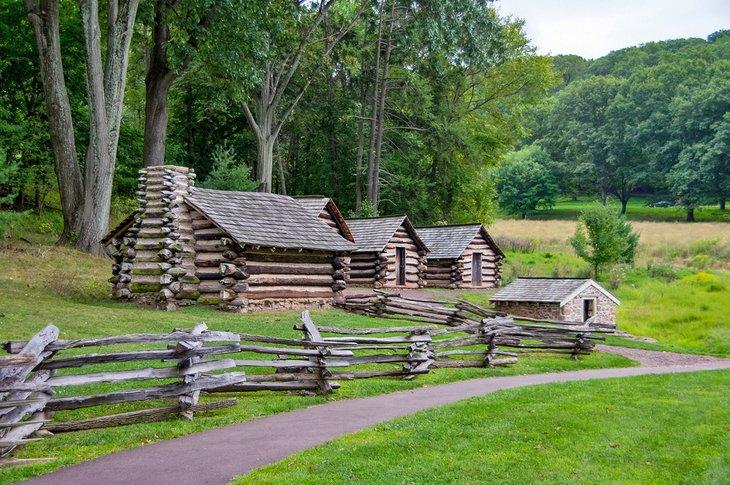 Parque Histórico Nacional Valley Forge