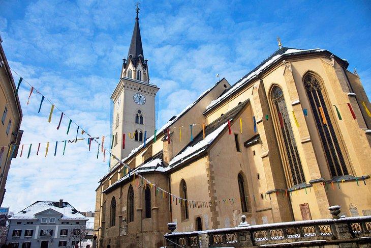 Parish Church of St. Jakob