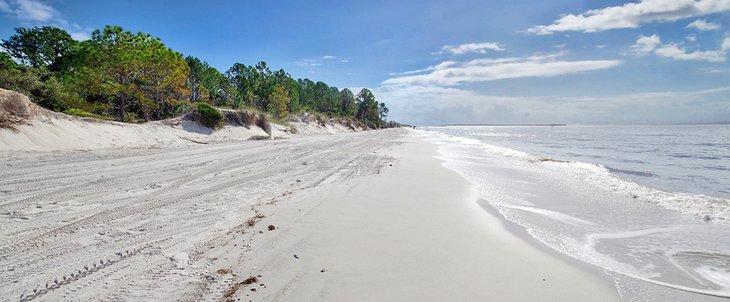 Playa Fernandina, Isla Amelia