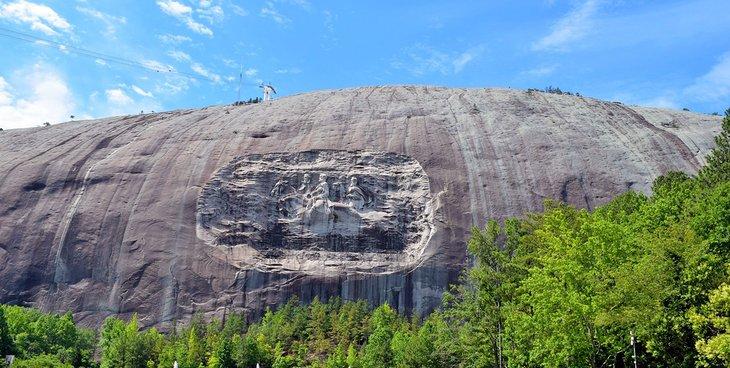 Montaña de piedra