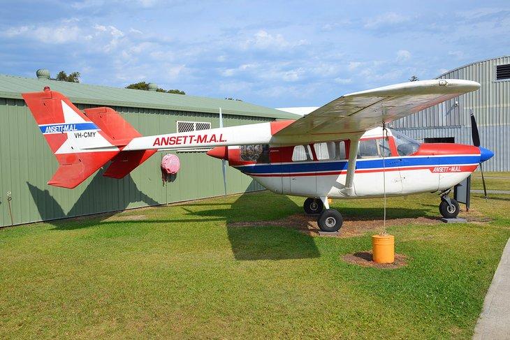 Museo del Aire de Queensland
