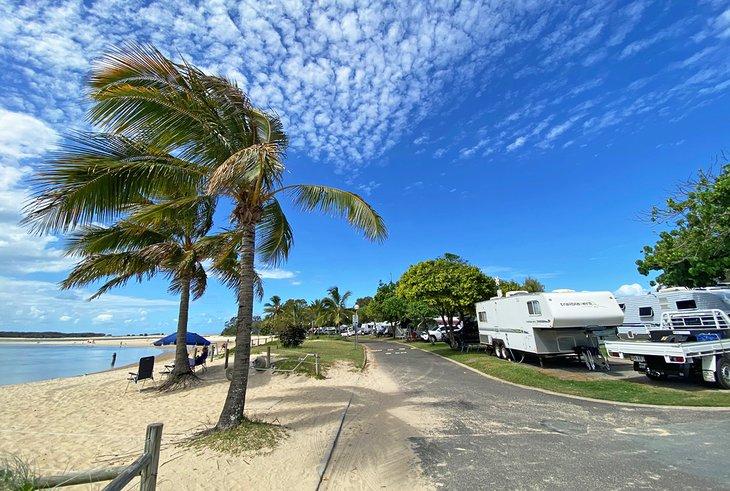 Parque de vacaciones Cotton Tree
