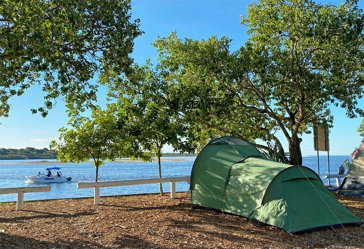 Parque de vacaciones del río Noosa