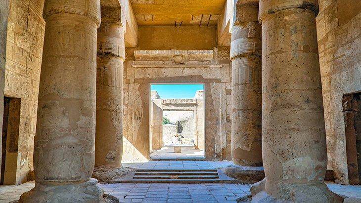 Templo mortuorio de Seti I