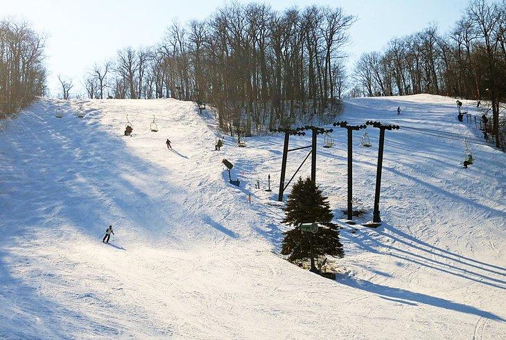 Área de esquí catamount