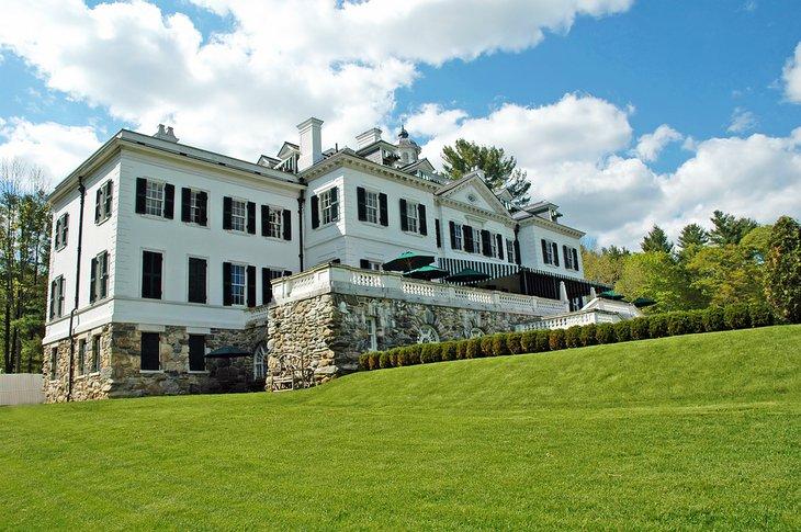 The Mount, el hogar de Edith Wharton