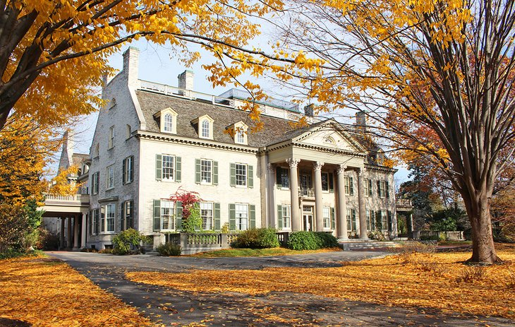 Casa de George Eastman en Rochester