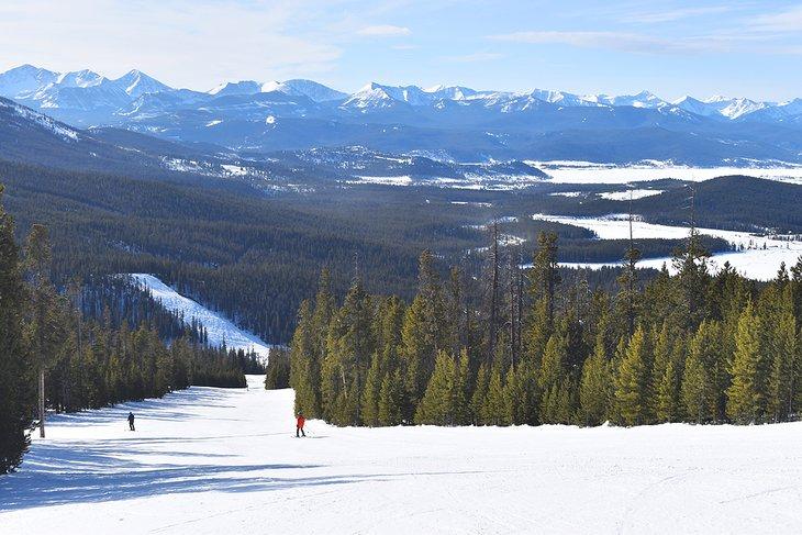 Área de esquí Discovery Mountain