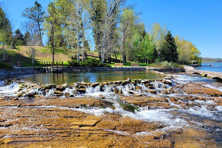 Parque estatal Giant Springs