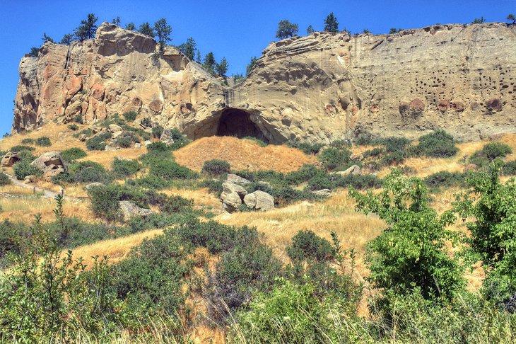 Parque estatal Pictograph Cave