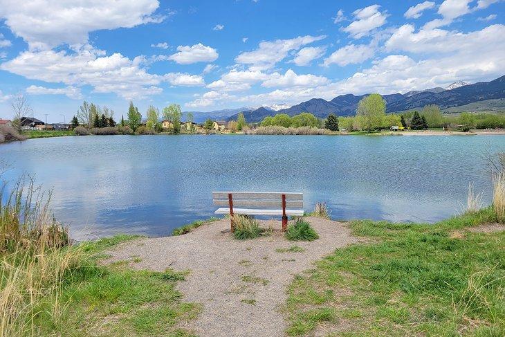 Parque rotatorio de Glen Lake