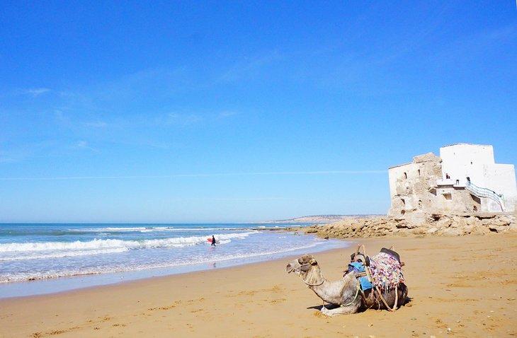 Playa de Sidi Kaouki