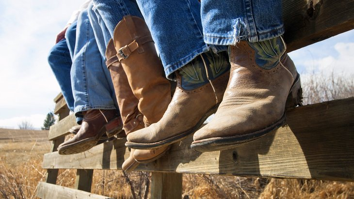 Hangout para vaqueros y vaqueras