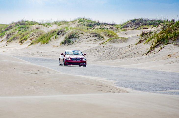 Viaje por las dunas en State Road 100