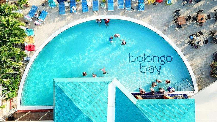 Fuente de la foto: Bolongo Bay Beach Resort
