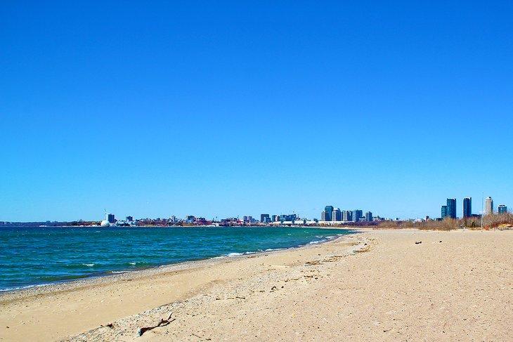 Playa de Hanlan's Point