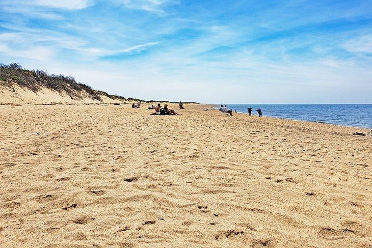 Playa de Herring Cove, Cape Cod National Seashore, Provincetown