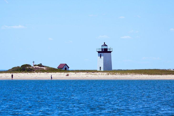 Playa y faro de Long Point, Provincetown