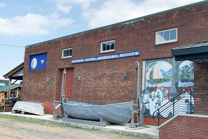 Museo Marítimo del Río Hudson