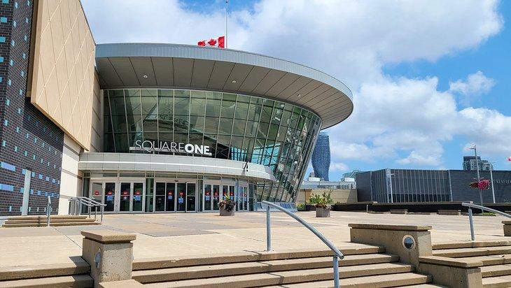 Centro comercial Square One