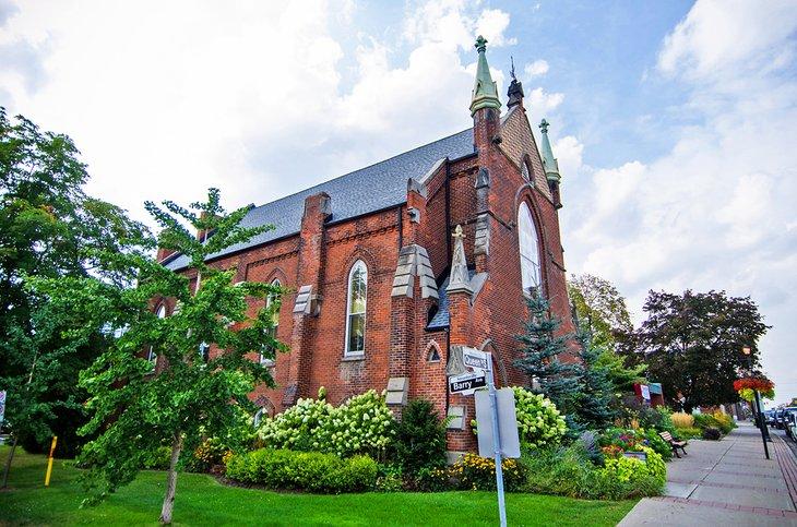 Iglesia Unida de Streetsville